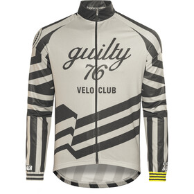 guilty 76 racing Velo Club Pro Race Giacca a vento, grey